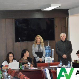 Стартовая встреча в Сербии