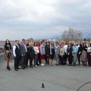 Университет Крагуеваца: стартовая встреча в Чачаке (Сербия)