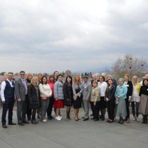 Университет им. Сулеймана Демиреля принял участие в совещании по проекту ALLVET в Чачаке (Сербия)