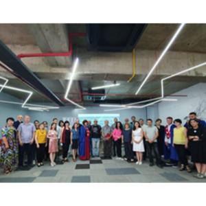 Рабочая группа проекта ALLVET в Казахстане приняла участие в Международной конференции