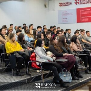 """The ALLVET project and the team of the Narxoz Economic сollege took over the partnership within the framework of the International Network Project """"Digital School"""""""