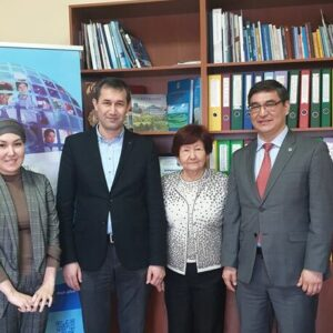 Suleyman Demirel University: Prospects for cooperation with Erasmus+