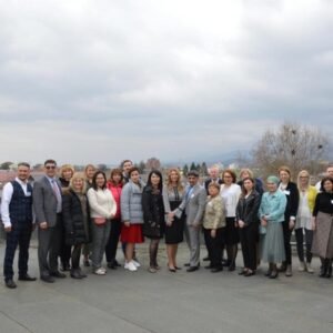 SDU participated in meeting on the ALLVET project in Čačak (Serbia)