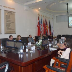 NARXOZ University: Participants of the ALLVET project at conference in SILKWAY International University
