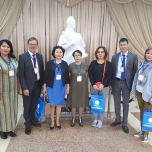 NARXOZ University: UNIWORK and COMPLETE projects pass the baton to ALLVET project