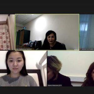 Онлайн-встреча прошла в рамках проекта ALLVET