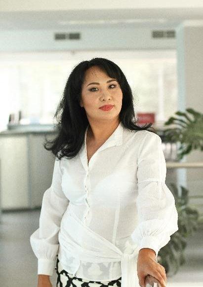 Gaini Mukhanova