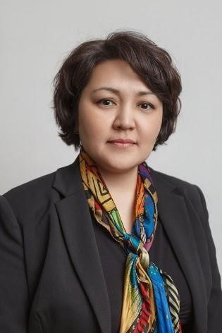Kamilya Amenova