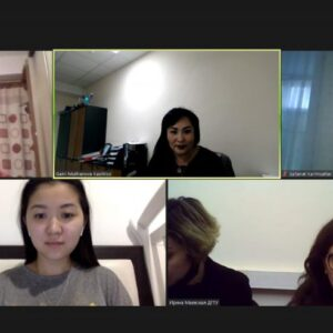 Online meeting was held for Kazakhstan participants of the ALLVET project